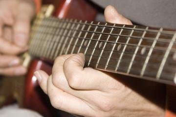 riff guitare électrique