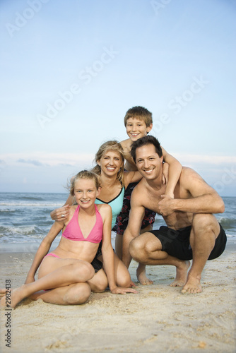 Foto family nudism