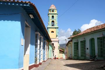 ruelle à trinidad - cuba