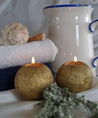 refreshing spa treatment