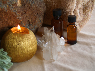 aromatherapy & massage