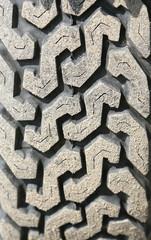 tire closeup