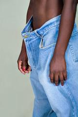 african woman diet