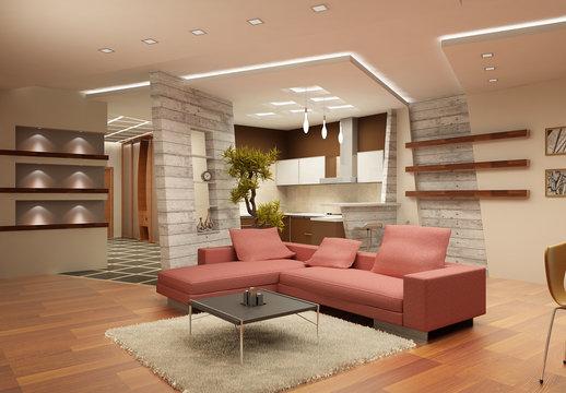 *modern interior*