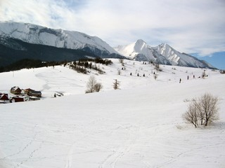 winter country - high tatras