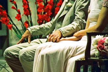 l'union dans le mariage