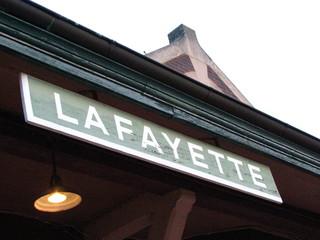 lafayette train station