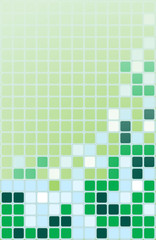 mosaic - background - texture - shape