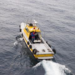 colombian pilot boat