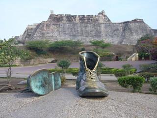 zapatos viejos y san felipe de barajas – colombia