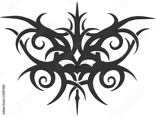 Tattoo Tribal Vorlagen Arm Schon Details 5