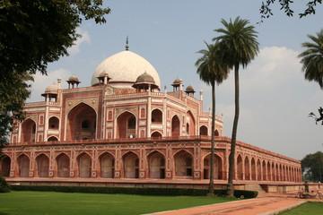 Autocollant pour porte Delhi new delhi monuments