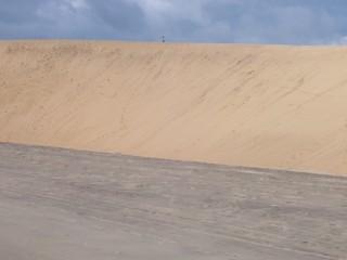 water invading the desert