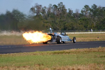 jet engine dragster (photo 1)
