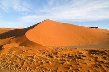 aerial namib dune