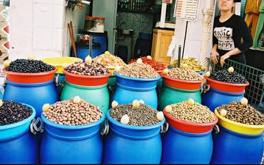 olives on eastern market