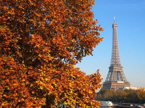 paris en automne