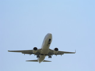 avion Fototapete
