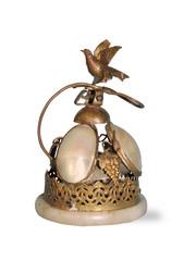 handbell for a call of servants