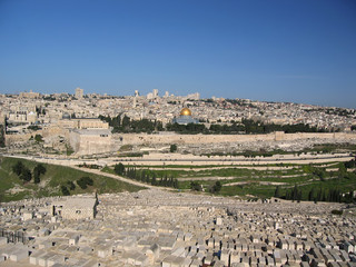 jerusalem, city of gold
