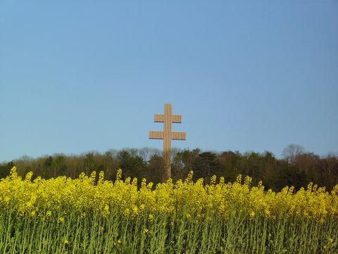 croix lorraine