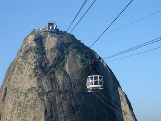 suagr loaf mountain, brazil