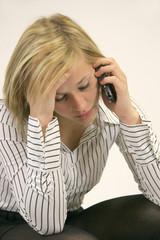 bad phonecall on mobile
