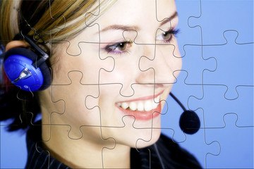 call-center puzzel