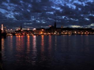 weisse nacht in stockholm