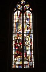 vitrail de saint-jean