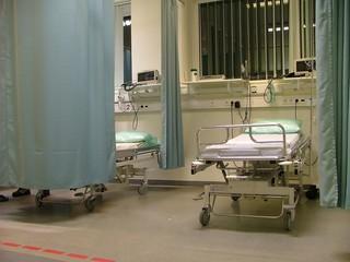 hospital's emergency room