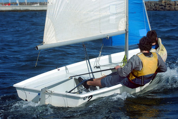 sailboat mini
