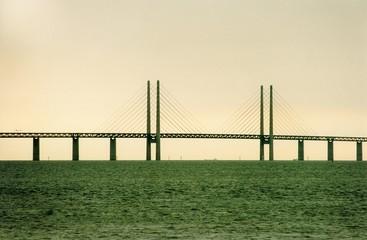 oersund brücke  | oersund bridge