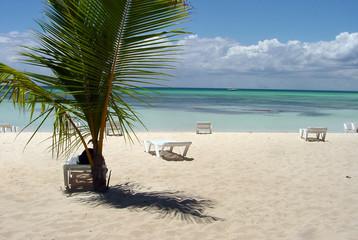plage deserte
