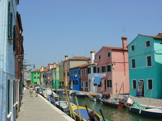 Foto auf Gartenposter Stadt am Wasser Quai à Murano