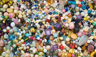jewlery beads and charms