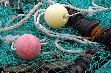 chalut de pêche