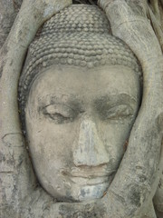 bouddha head