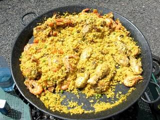 grande paella