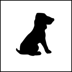 pictogramme animaux acceptes