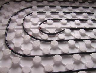 circuit de chauffage par le sol