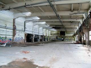 industriebrache 62 - große halle