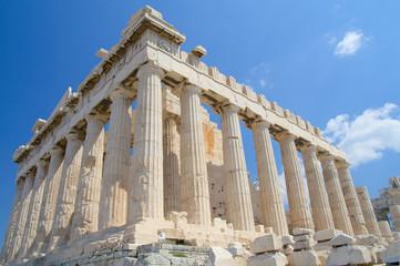 Poster Athens the acropolis, athens