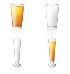 glass icon set 60c