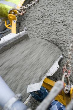 frischer beton