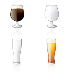 glass icon set 60g