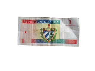un peso cubain