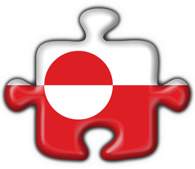bottone puzzle groenlandia - greenland flag