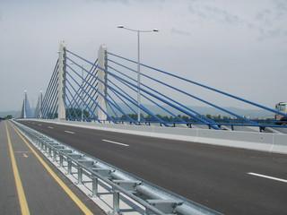 modern hihgway bridge