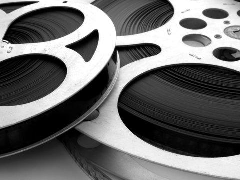 16mm film spools